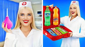 Hastahane'ye Gizlice Yiyecek Sokma Fikirleri