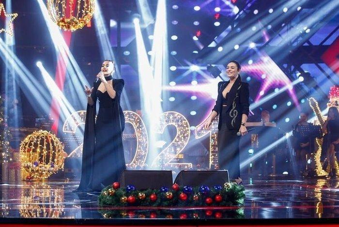 O Ses Türkiye 2021 yılbaşı özel şarkılar