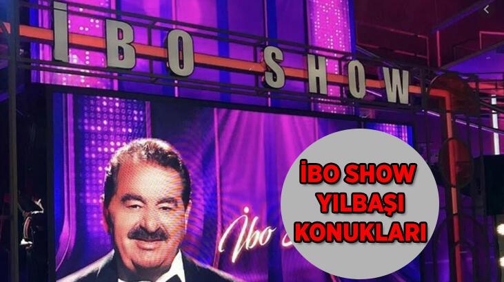 """İbrahim Tatlıses; İbo Show Yılbaşı Gecesi """"Gelmesin"""" yeni şarkısı"""