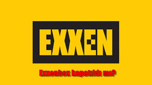Exxenbox ücretsiz izle, Exxen box nasıl girilir?