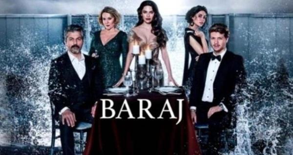 Fox TV canlı izle, Baraj 28. bölüm full izle