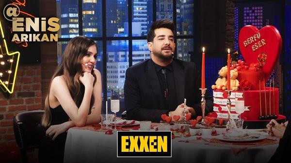 Enis Arıkan Show 7. bölüm izle, Exxen Enis Arıkan Show