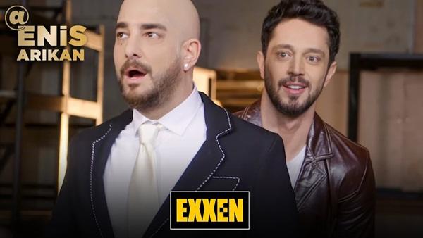 Enis Arıkan Show 8. bölüm izle, Exxen Enis Arıkan Show