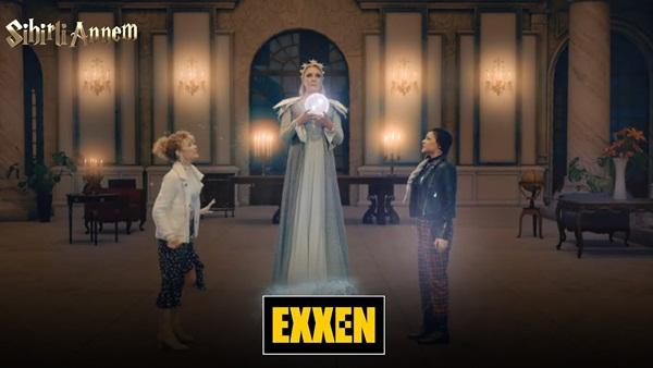 Sihirli Annem 7. bölüm full izle, Exxen Sihirli Annem
