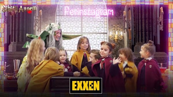 Exxen Sihirli Annem 8. bölüm full izle, Sihirli Annem izle