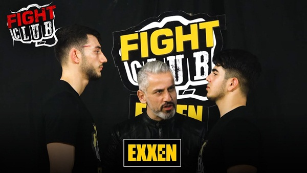 Fight Club 6. bölüm izle, Exxen Fight Club