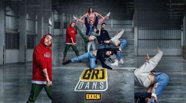 Garaj Dans 2. bölüm full izle, Exxen GRJ Dans