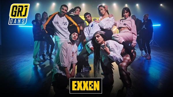 Garaj Dans 3. bölüm full izle, Exxen GRJ Dans