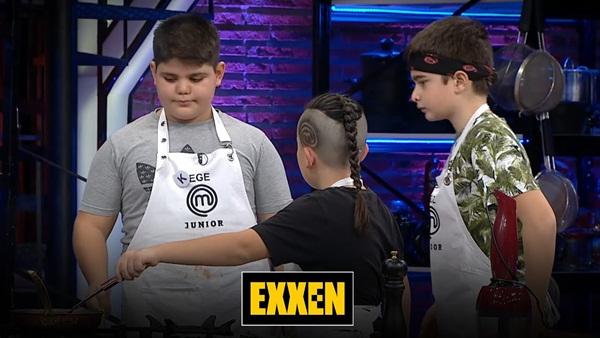 Masterchef Junior izle, Exxen Masterchef Junior 7. bölüm