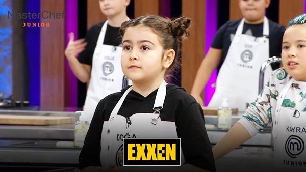Masterchef Junior 8. bölüm izle, Exxen Masterchef Junior