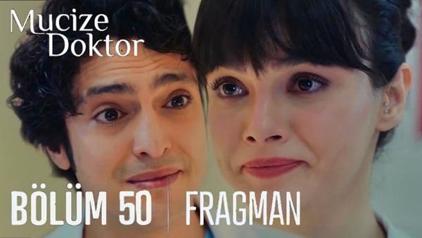 Mucize Doktor 50. bölüm fragmanı izle, Mucize Doktor 50. bölüm fragmanı yayınlandı mı?