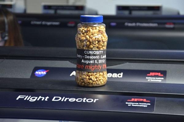 NASA ekibi neden fıstık yiyor? NASA fıstık yeme geleneği nereden geliyor?