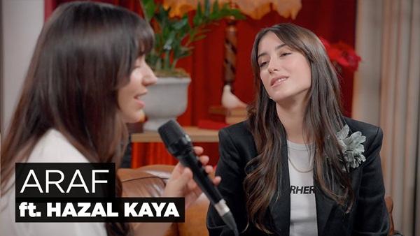 Zeynep Bastık & Hazal Kaya Araf Şarkı Sözleri