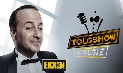 EXXEN TolgShow 6. bölüm izle, TolgshowfiltresizExxen