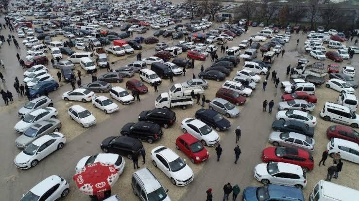 Otomobil pazarı ilk 5 ayda yüzde 72 büyüdü