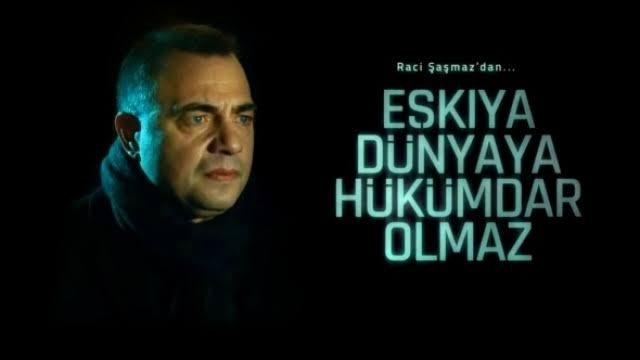 """Eşkıya Dünyaya Hükümdar Olmaz'da dizisinde büyük ayrılık! Hızır Çakırbeyli'nin düşmanı Rıdvan """"RADO"""" karakterini canlandıran Ali İpin diziye veda ediyor"""