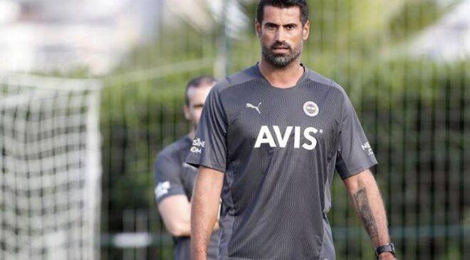 Fenerbahçe Başkanı Ali Koç ve yardımcı antrenör Volkan Demirel birlikte basın toplantısı düzenleyecek