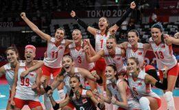 Filenin Sultanları, Tokyo'da son Olimpiyat şanpiyonu Çin'i set vermeden mağlup etti