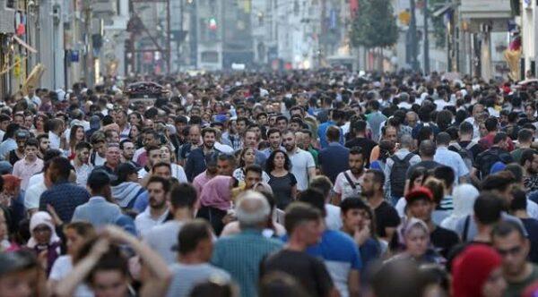 İçişleri Bakanlığı Türkiye'nin nüfus haritasını çıkardı