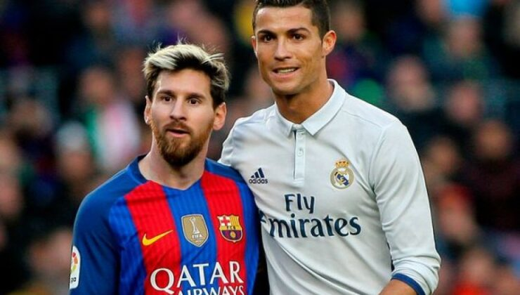 Lionel Messi transferine Cristiano Ronaldo'dan onay çıktı
